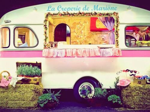 Food-Truck Caravana Vintage