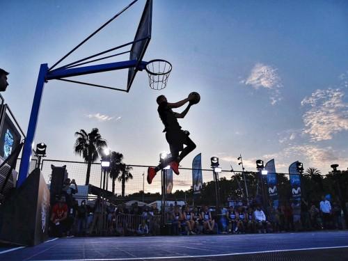 baloncesto callejero