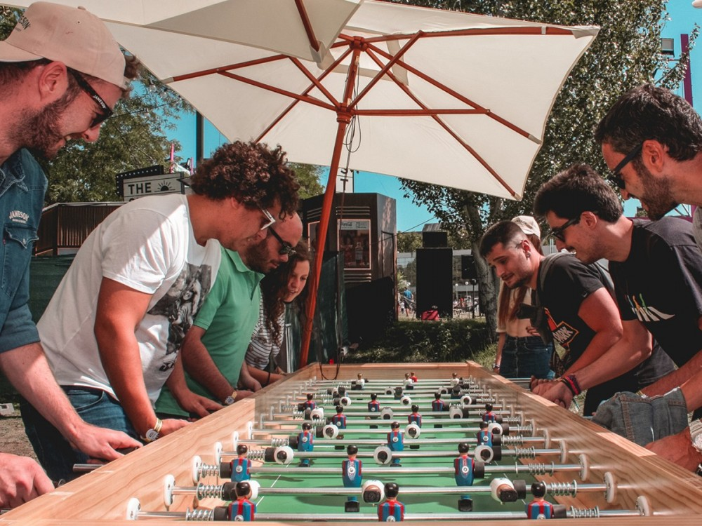 foosball league