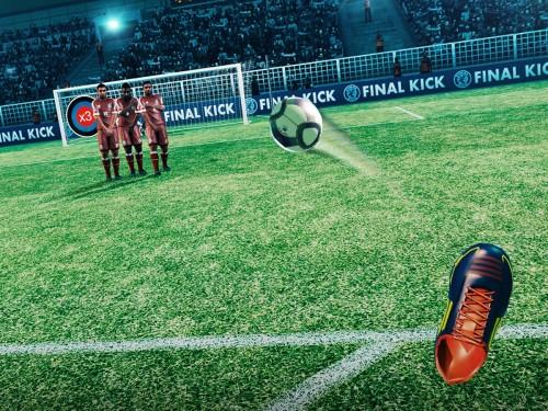 siéntete futbolista