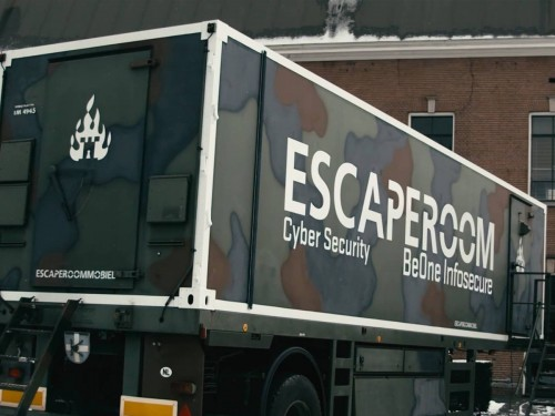 tráiler escape room