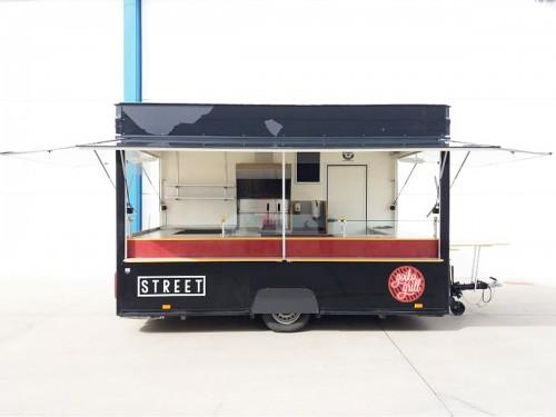 food-truck remolque