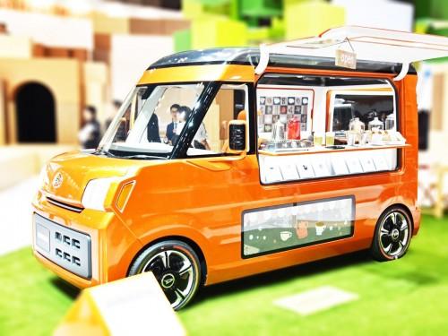 Food-Truck Futurista