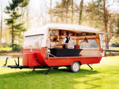 Food-Truck Caravana Dj
