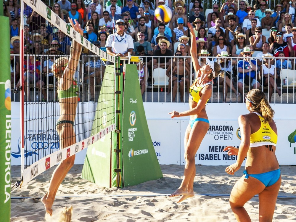 competitions on the beach