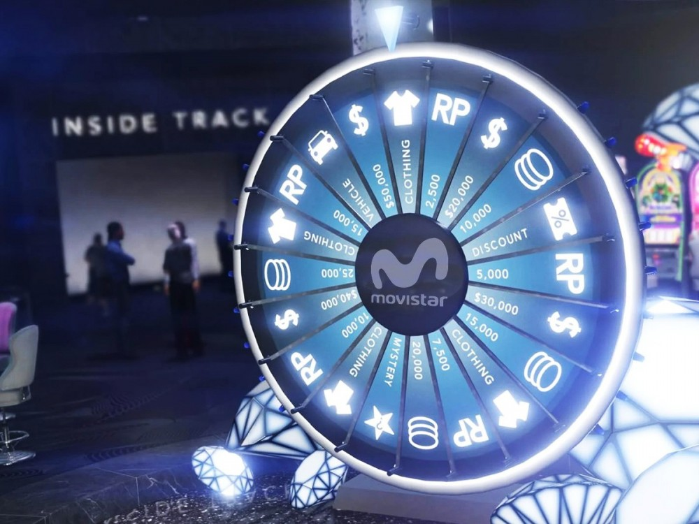 interactive roulette