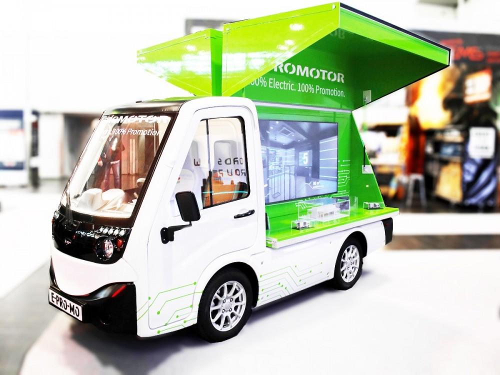 Ecological Van
