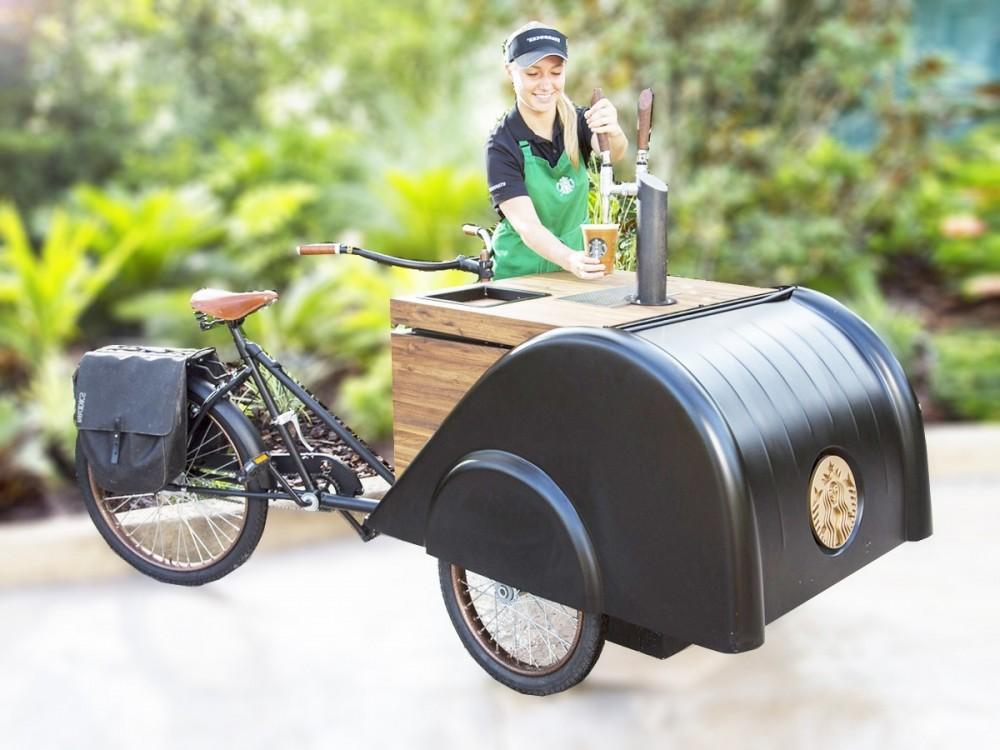 beer shooter - bike