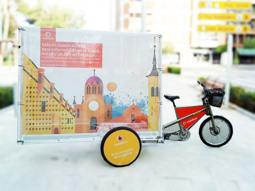 mupi-bike 3D XXL