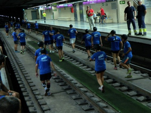 carrera popular underground
