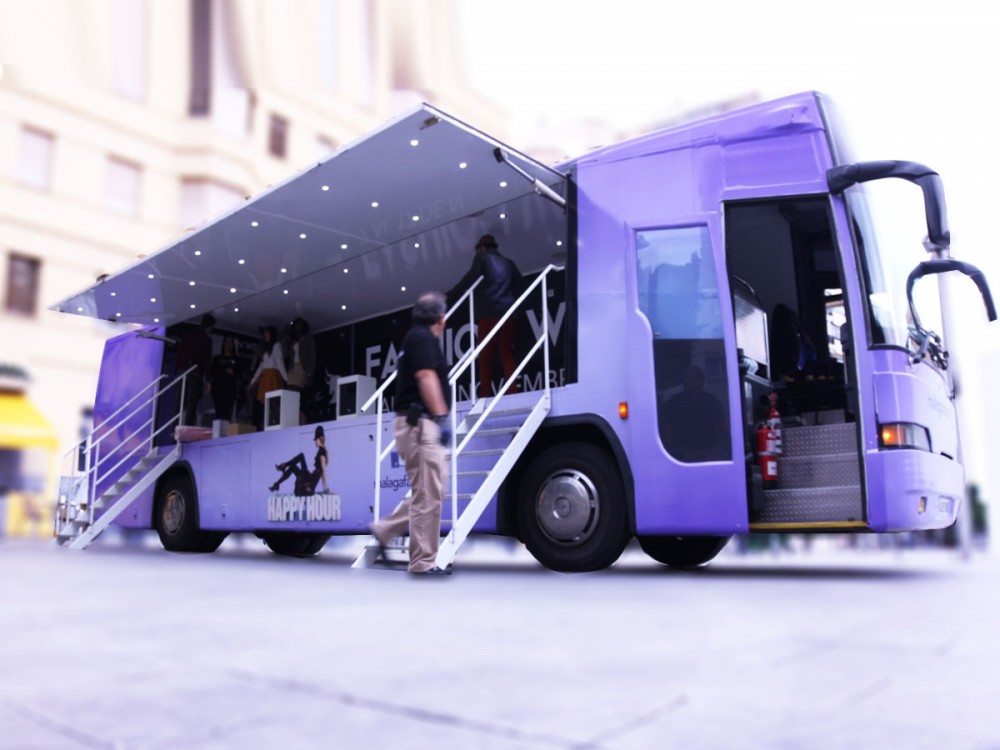 stage bus