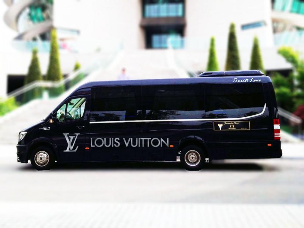 Passenger minibus